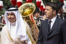 Il cerimoniale di Palazzo Chigi esclude dal pranzo d'onore con Renzi il generale kuwaitiano che ha firmato l'accordo miliardario. Facendo infuriare le autorità dell'emirato che potrebbero per questo far saltare la commessa