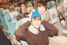 Supposed to be a BaekYeol moment but I literally just noticed Kyungsoo...