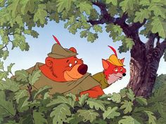 Robin Hood. This is me and one of my best friends Claudia. We are he'll on wheels together.
