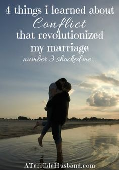 4 things I learned about conflict by hanging out with long-married couples that revolutionized my marriage. Number 3 shocked me.