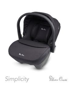 Silver Cross Simplicity Infant Car Seat - Chilli