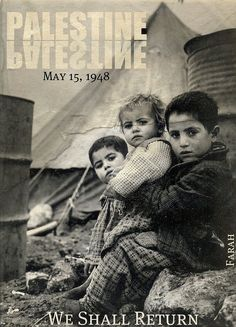 Palestine, We will Return!