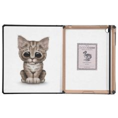 $$$ This is great for          Sad Cute Brown Tabby Kitten Cat on White Covers For iPad           Sad Cute Brown Tabby Kitten Cat on White Covers For iPad you will get best price offer lowest prices or diccount couponeDiscount Deals          Sad Cute Brown Tabby Kitten Cat on White Covers F...Cleck Hot Deals >>> http://www.zazzle.com/sad_cute_brown_tabby_kitten_cat_on_white_case-256673946268533534?rf=238627982471231924&zbar=1&tc=terrest