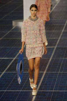 Chanel Spring/Summer 2013 Show