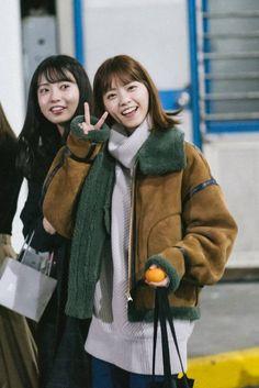 Photos Of Women, Japanese Girl, Pretty Woman, Girl Group, Cute Girls, Fashion Models, Fur Coat, Asian, Actresses