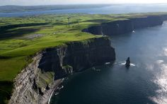 The Cliffs of Moher, County Clare, Ireland Ireland Vacation, Ireland Travel, Tourism Ireland, Dream Vacations, Vacation Spots, Vacation Ideas, Terra Verde, Places To Travel, Places To See