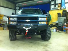 Want this bumper without the grille guard