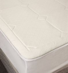 Rio Home Fashions 12Inch Quilted Memory Foam Dust Mite and Allergen Resistant Mattress Pad Full >>> Visit the image link more details. (This is an affiliate link) #BeddingAccessories