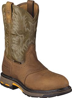 Ariat 10001191 - Men's 10 Inch Workhog Pull-On Style