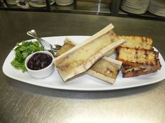 Beauty and Essex - Bone Marrow Dish. Bone Marrow, Places To Eat, Dishes, Amazing, Ethnic Recipes, Beauty, Food, Tablewares, Essen