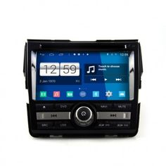 HONDA New City Poste DVD GPS Android 4.4.4 USB Bluetooth écran tactile Mirrorlink AirPlay 4G IPOD Iphone TV