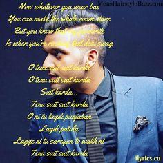Suit Suit Lyrics From Hindi Medium By Guru Randhawa -