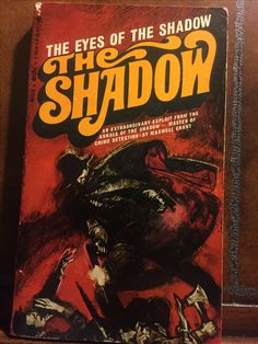 The Shadow: The Eyes of the Shadow (Bantam #2)