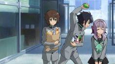 Seraph of the End episode 02 ... Shinoa