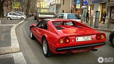 Ferrari 308 GTS Quattrovalvole 1