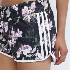 Shorts - Orchid Multicolor/Orchid Print