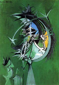 "Graham Sutherland - ""Thorn Head"" (1947)"