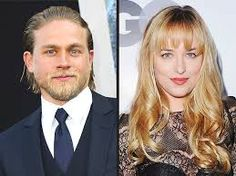 Charlie Hunnam and Dakota Johnson to star in 'Fifty Shades of Grey' - Celebrity News Live!