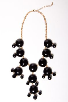 The Bubble Necklace
