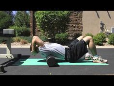 Increasing Thoracic Spine Mobility with a Foam Roller