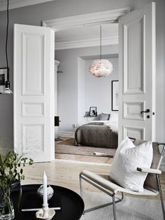 Gorgeous Modern French Interiors (40 Pics | Parisians ...