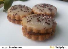 Kapučínky recept - TopRecepty.cz Christmas Baking, Christmas Cookies, Muffin, Breakfast, Advent, Food, Xmas Cookies, Morning Coffee, Christmas Crack