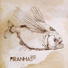Shoot'Em by Piranhas Can Fly #rock #postrock #instrumental