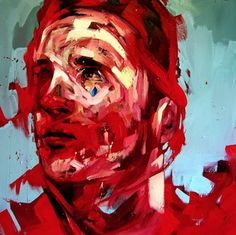 London, UK artist Andrew Salgado