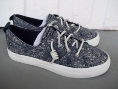 NWT WOMEN'S SPERRY CREST RESORT BOAT SHOES/SNEAKERS.SIZE 7. BRAND NEW FOR 2017