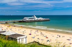 With 7 miles of golden beaches, sparkling sea and a vast variety of shops, restaurants and nightlife, it's easy to see why the cosmopolitan seaside town of Bournemouth was our most popular UK hen destination this year.