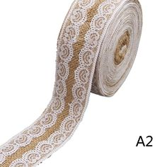 SevenMye 2M Wedding Lace Burlap Garland Hessian Ribbon Ch... https://www.amazon.co.uk/dp/B01MCVMBH7/ref=cm_sw_r_pi_dp_x_X3wizbMVF241P