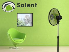 If you think fans are ineffective and expensive to use, think again! Fans are a great way to cool down and get the air in your home moving. Solent has Fittings, Cool Stuff, Decor Design, Furnishings, Ceiling Fan, Pedestal, Home Appliances, Pedestal Fan, Save Energy