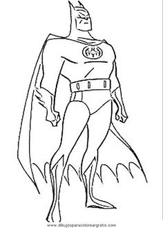 31 Mejores Imágenes De Batman Para Colorear Colors Coloring Pages