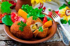 Котлеты по-киевски в домашних условиях | Официальный сайт кулинарных рецептов Юлии Высоцкой