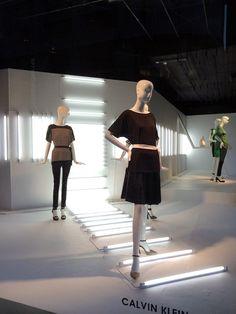 """""""Windows"""" by Jake at Macy's NYC, Calvin Klein , """"Runway"""", pinned by Ton van der Veer"""
