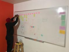 Our development team Working on a new App late Friday night