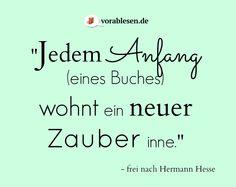 #Bücher #lesen #HermannHesse #Stufen #vorablesen