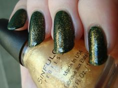 Sinful Colors 24 Karat over Last Chance *click for more*