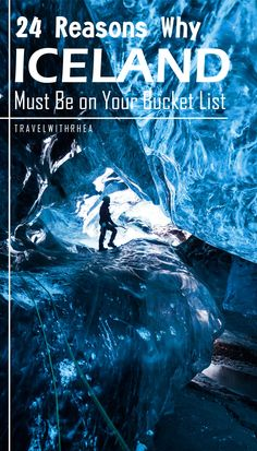 24 Reasons Why Iceland Must Be on Your Bucket List.