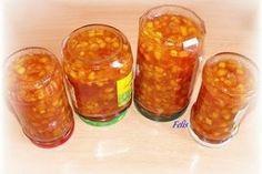 Dulceata de piersici cu campari - Culinar.ro Romanian Food, Gem, Fish, Canning, Home Canning, Gemstones, Gems, Gemstone, Ichthys