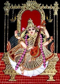 - Tanjore painting http://www.indian-heritage.org/painting/tphowto.html