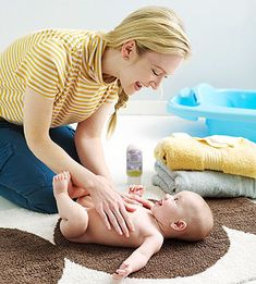 Giving your baby calming massages can help her sleep soundly, grow faster, and get smarter. Learn some basic techniques at @Nery Williams Magazine.