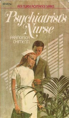 Nurse Romance Series of old books! Interesting!!