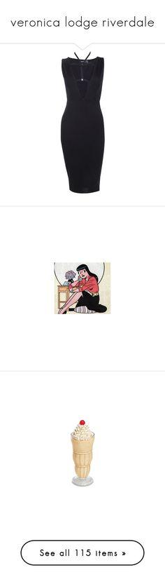 """veronica lodge riverdale"" by genevieve-cipollone ❤ liked on Polyvore featuring dresses, white skater dress, white midi dress, white camisole, sleeveless maxi dress, white cami, velvet, red, midi cocktail dress and velvet dress"