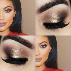 05 tutoriais de maquiagem inspirados na Kylie Jenner - Madrinhas de casamento