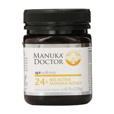 These Dermatologist-Approved Beauty Products Are Super-Safe to Use When You're Pregnant - Manuka Doctor 24  BioActive Manuka Honey from InStyle.com