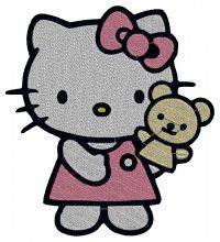 Kitty Embroidery brother he 1 brothers embroidery machine cards