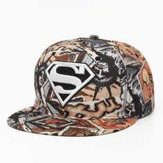8d28219b50f8e New Fashion Superman Snap Back Snapback Caps Hat Cool Adjustable Gorras  Super Man Hip Hop Baseball Cap Hats For Men Women