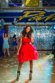 Gorgeous Leigh-Anne from Little Mix looks amazing in Ariella in the band's latest video Love Me Like You. Leigh-Anne is wearing the red Skyla dress dress from our Ariella Couture Jesy Nelson, Perrie Edwards, Little Mix Leigh Ann, Litte Mix, Little Mix Style, Love Me Like, Occasion Wear, Celebs, Celebrities