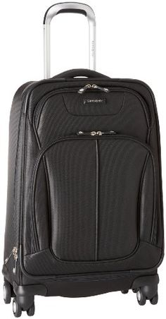 Samsonite Luggage Hyperspace Spinner 21.5 Expandable Suitcase, Galaxy Black, One Size Samsonite,http://www.amazon.com/dp/B006QO3SIU/ref=cm_sw_r_pi_dp_M-JEtb0W441RPDB6